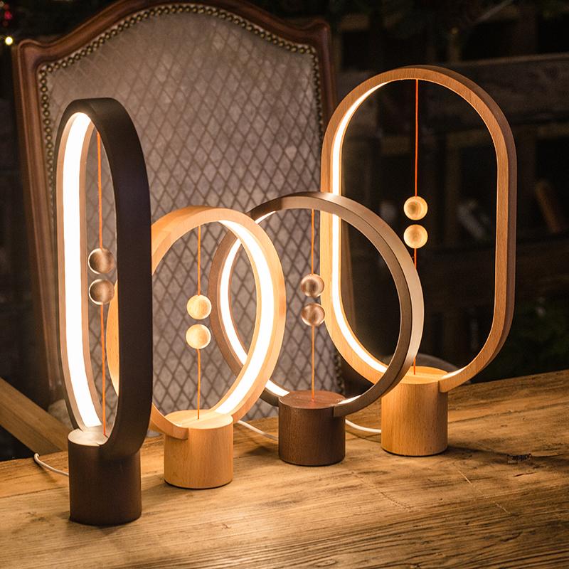 红点奖 创意磁吸台灯
