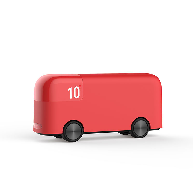 车轮萌动 大容量便携移动电源