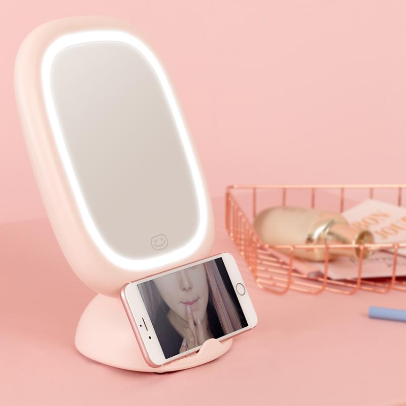 磁吸式美妆灯 送女友创意礼物