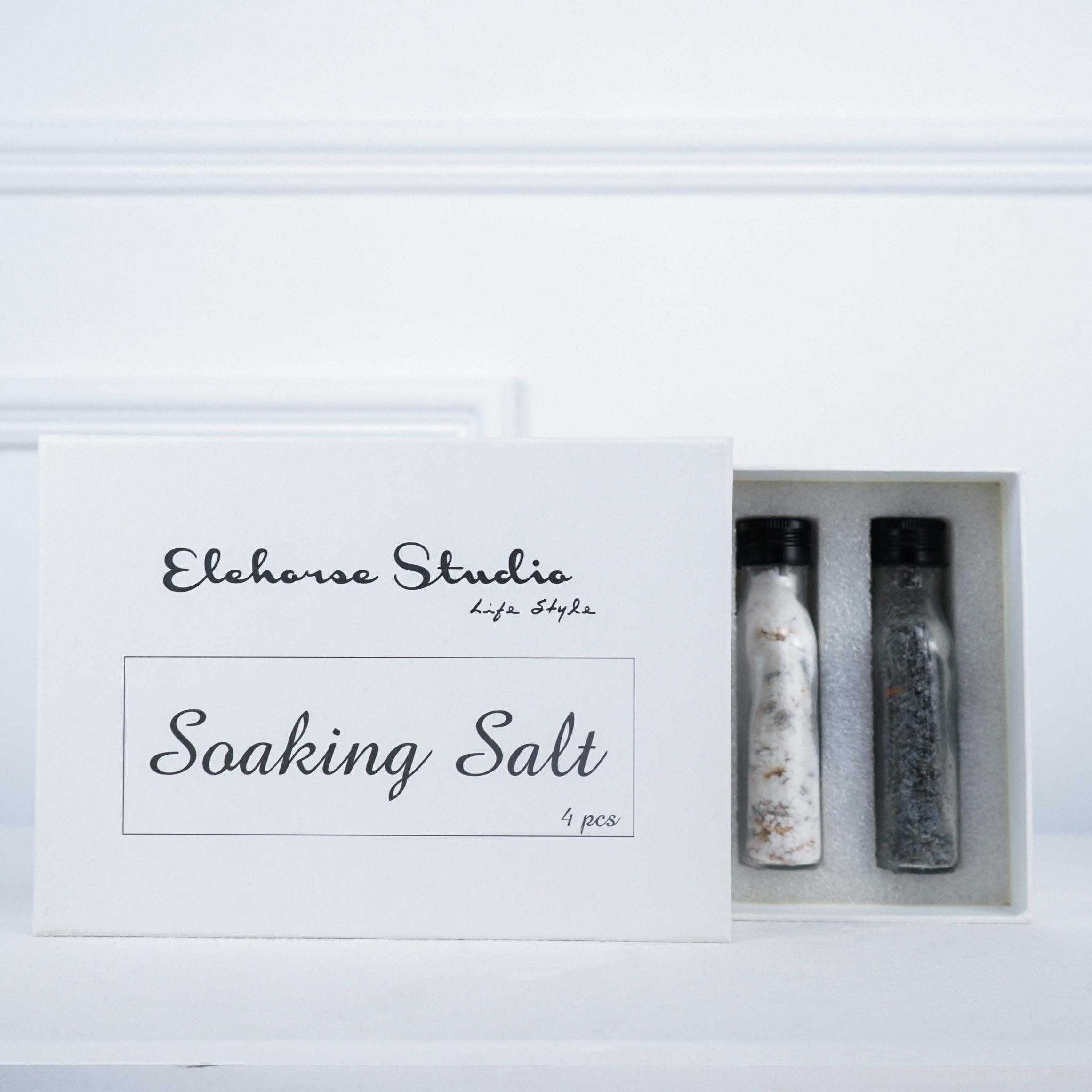 ElehorseStudio 身体浴盐 Soaking Salt 浴盐组合礼盒