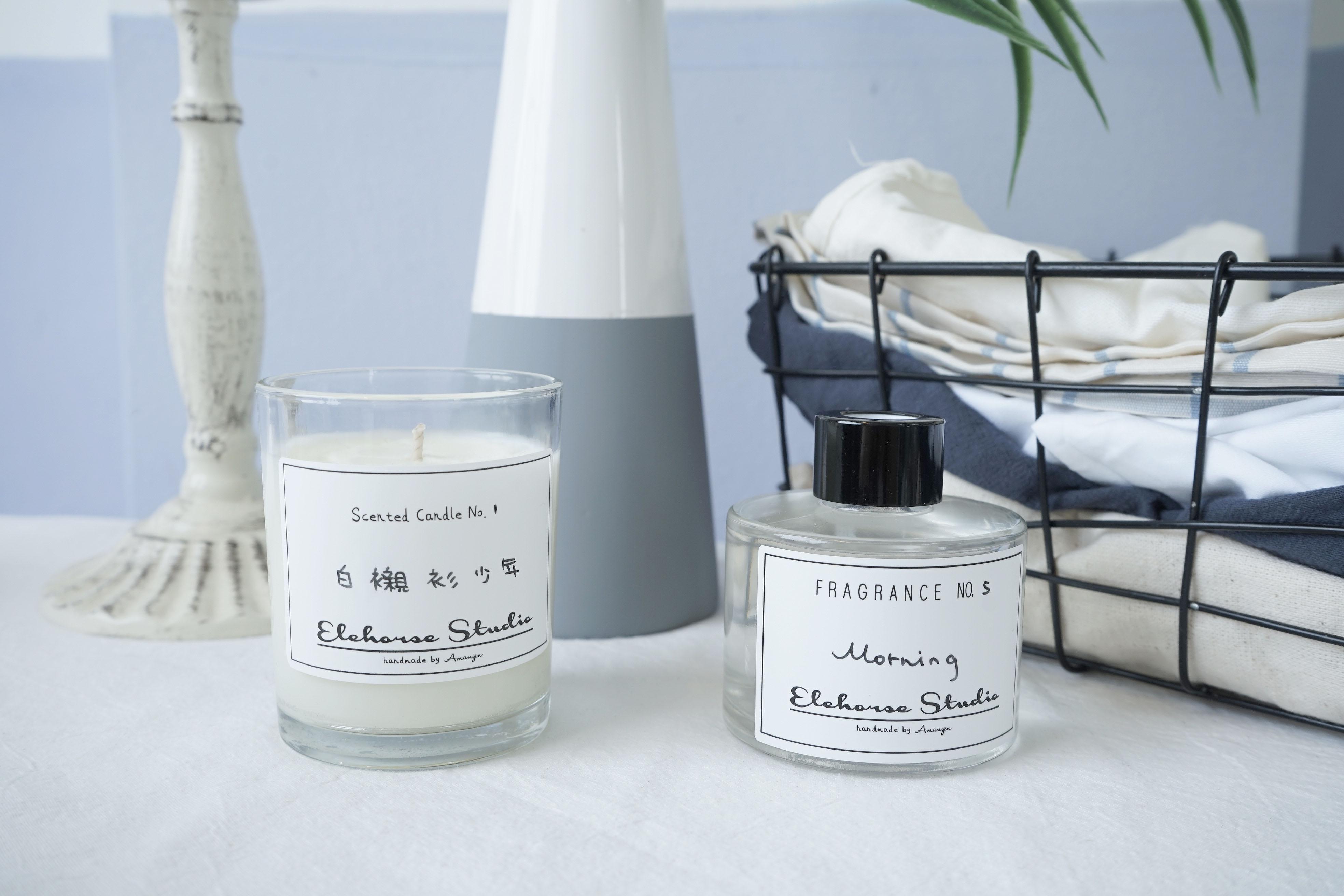 Elehorse Studio 香薰+蜡烛  综合礼盒 GIFT BOX