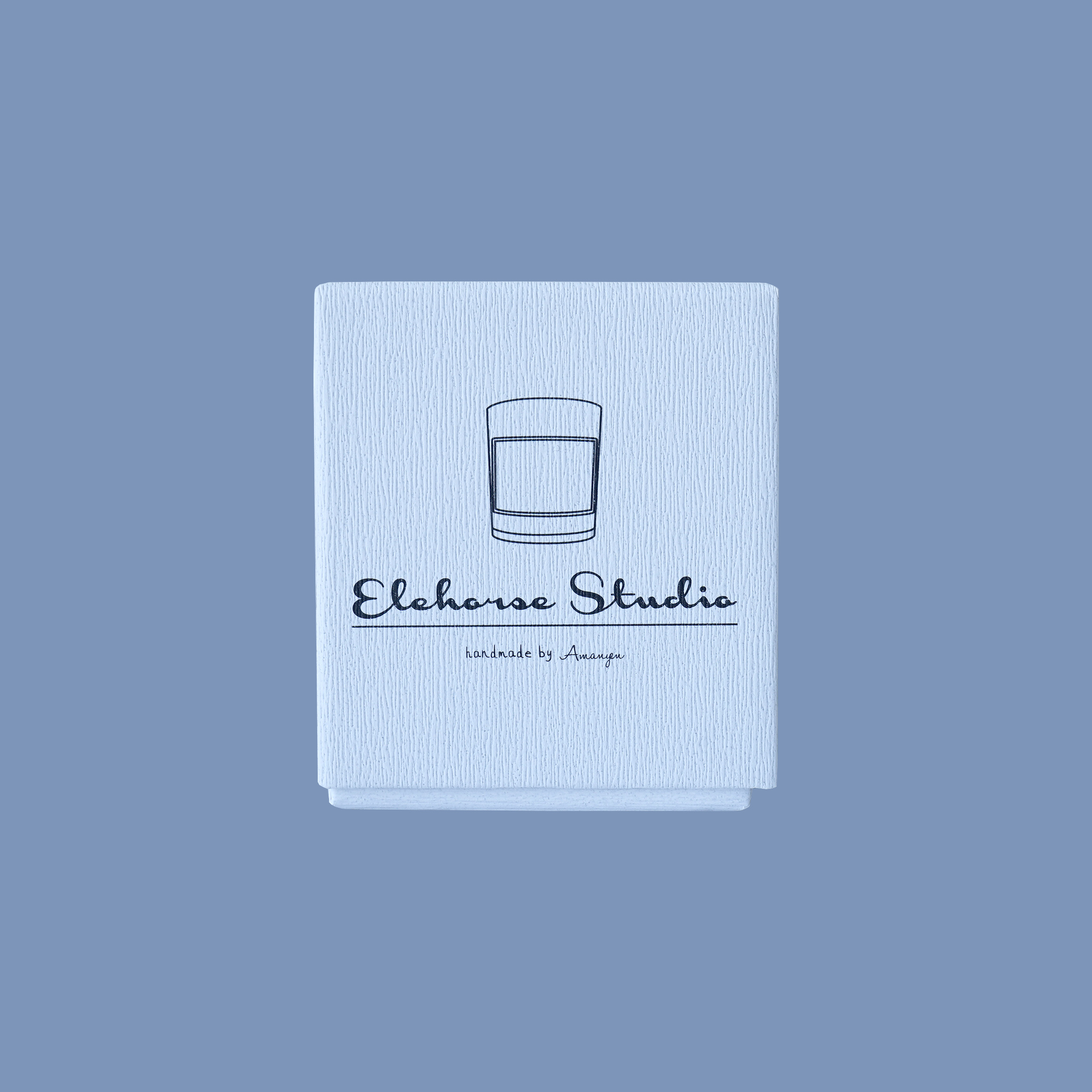 ElehorseStudio 香薰蜡烛Scented Candle No.1-10 Spring Wink