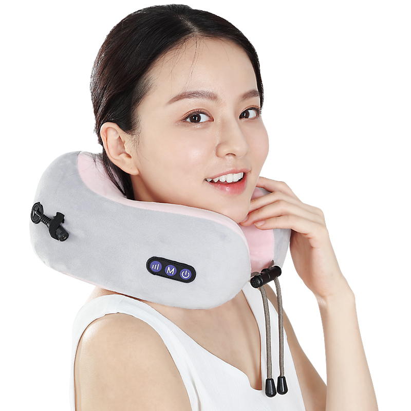 多功能护颈按摩枕