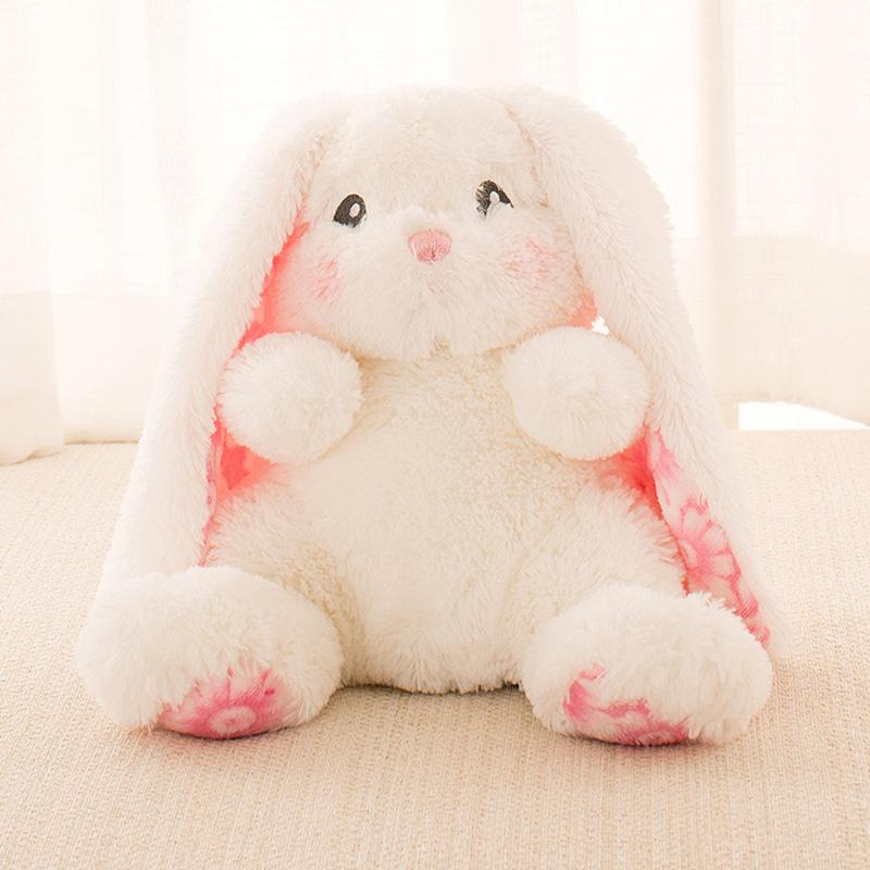 韩国Aurora兔子毛绒玩具
