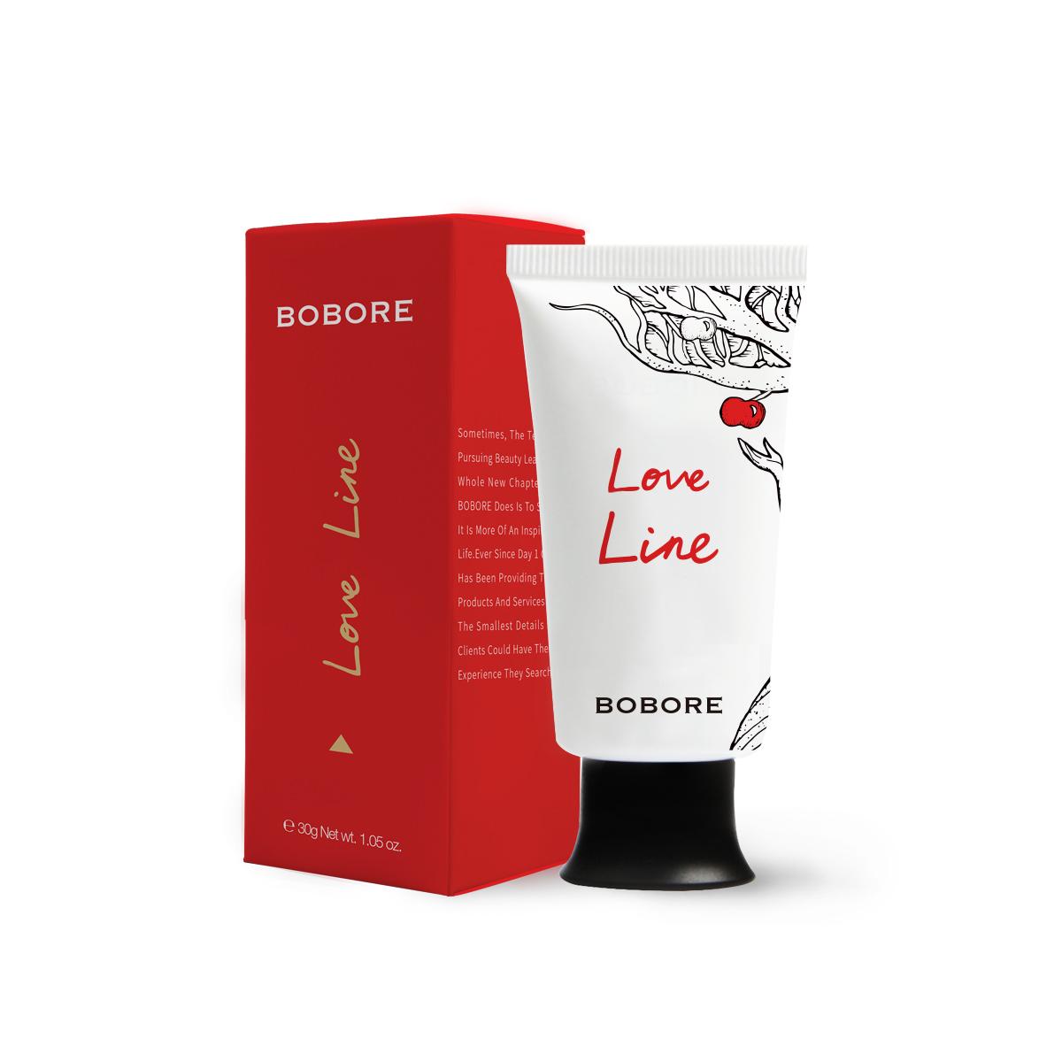 【BOBORE】Love Line 海洋酵母柔润香氛护手霜
