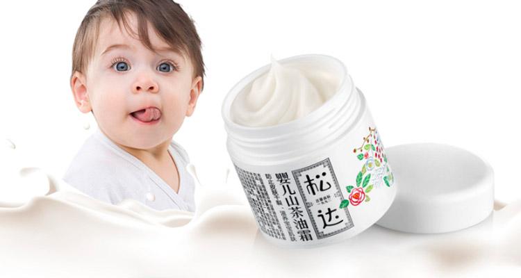 儿童面霜,一瓶解决秋冬肌肤干红皴难题