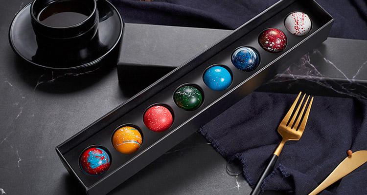 星空巧克力,女神无法拒绝的甜蜜