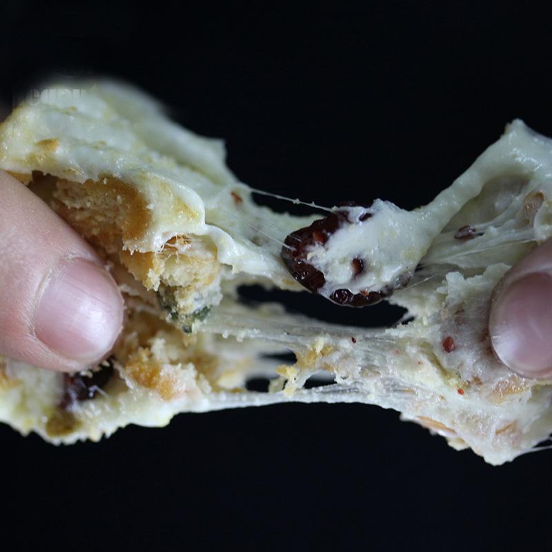 台湾雪花酥Q饼 传统手工牛扎轧奶芙