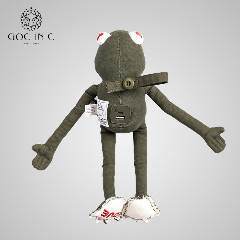 GOC IN C青蛙LOVE充电宝 10000毫安