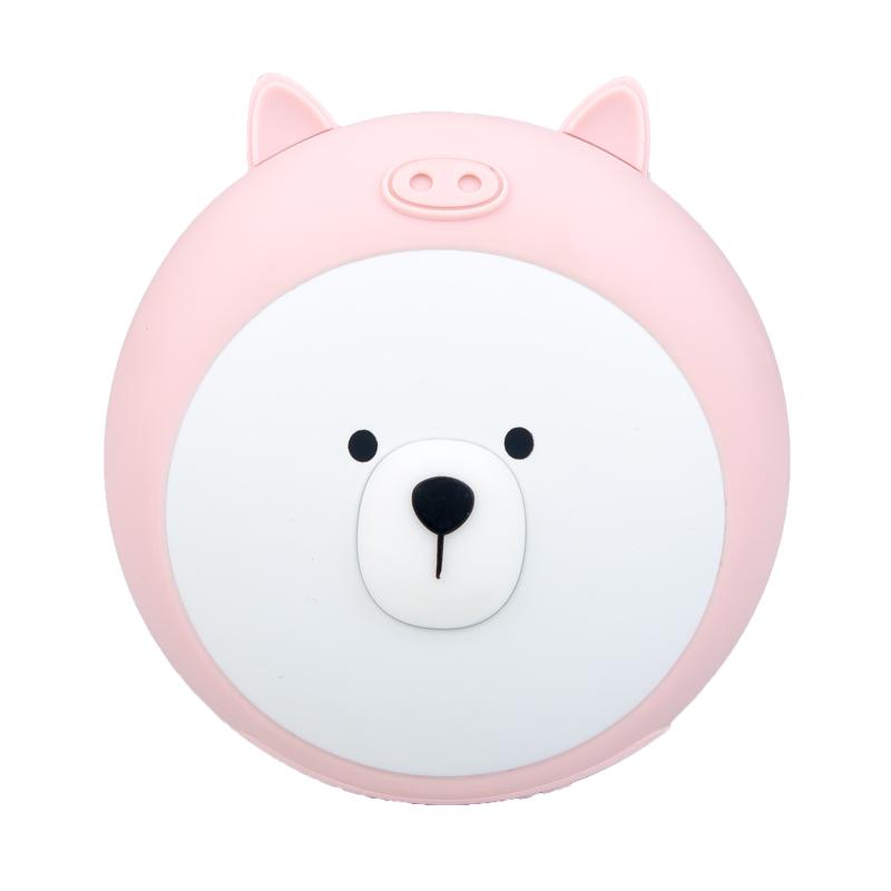 单身狗猪年动物卡通暖手宝