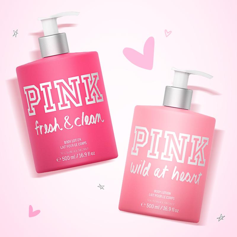维密PINK香氛身体乳 小红书推荐