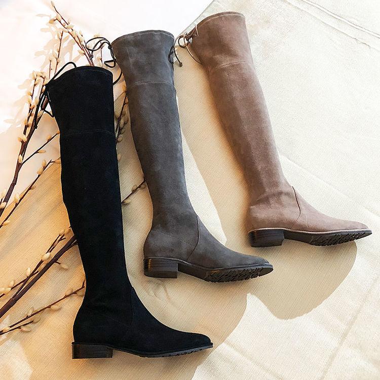 ,长腿利器 |每个女生都应该有一双过膝靴!
