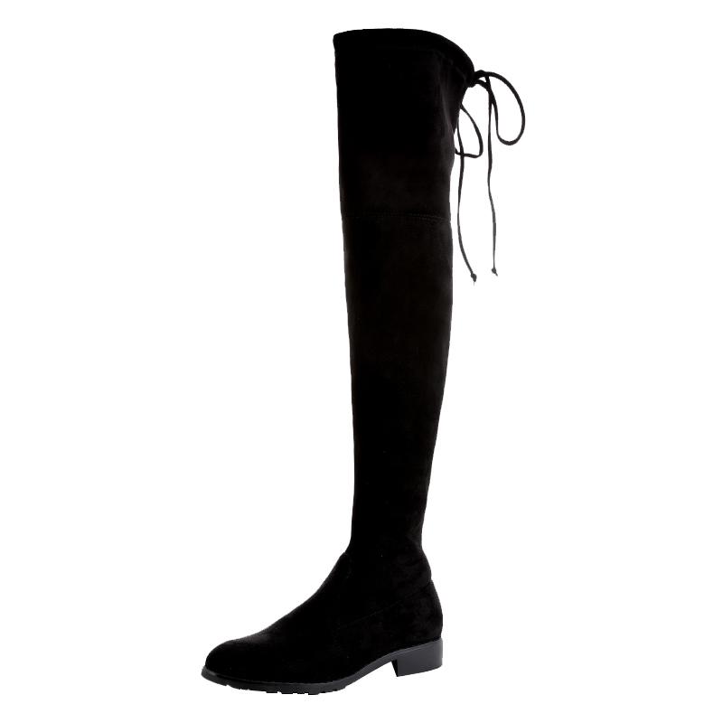 秋冬季长筒靴子
