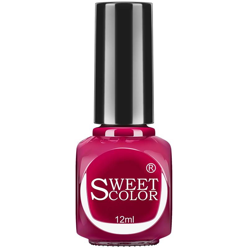 Sweet Color 玫红色系类指甲油
