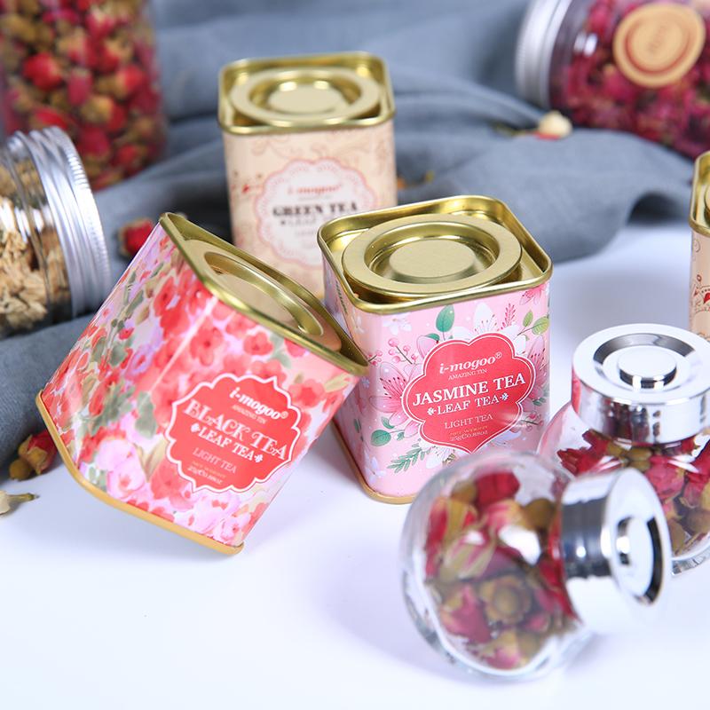 经典花草茶组合 礼盒装