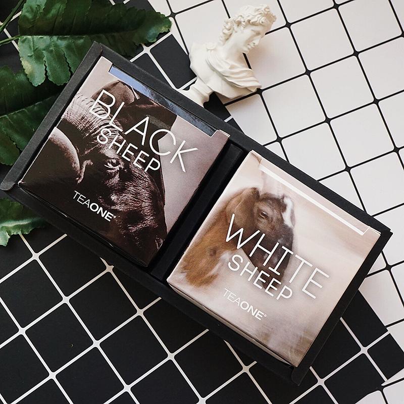 TEAONE 蜜桃乌龙+茉莉普洱 特别版礼盒