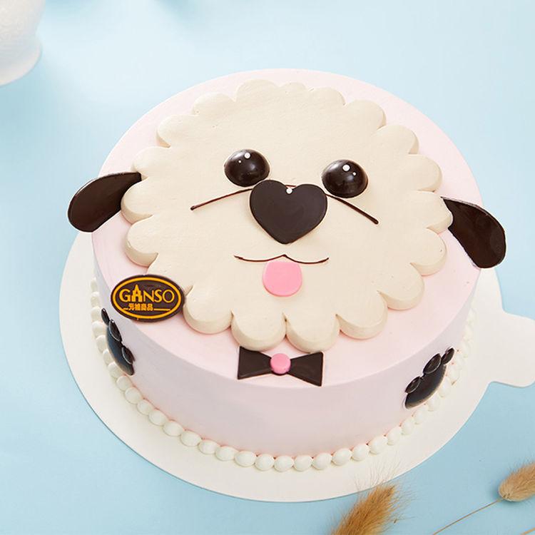 ,卡通创意蛋糕,给孩子过生日就选它!