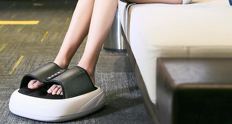 脚部按摩器,全家人都可以用的保健器