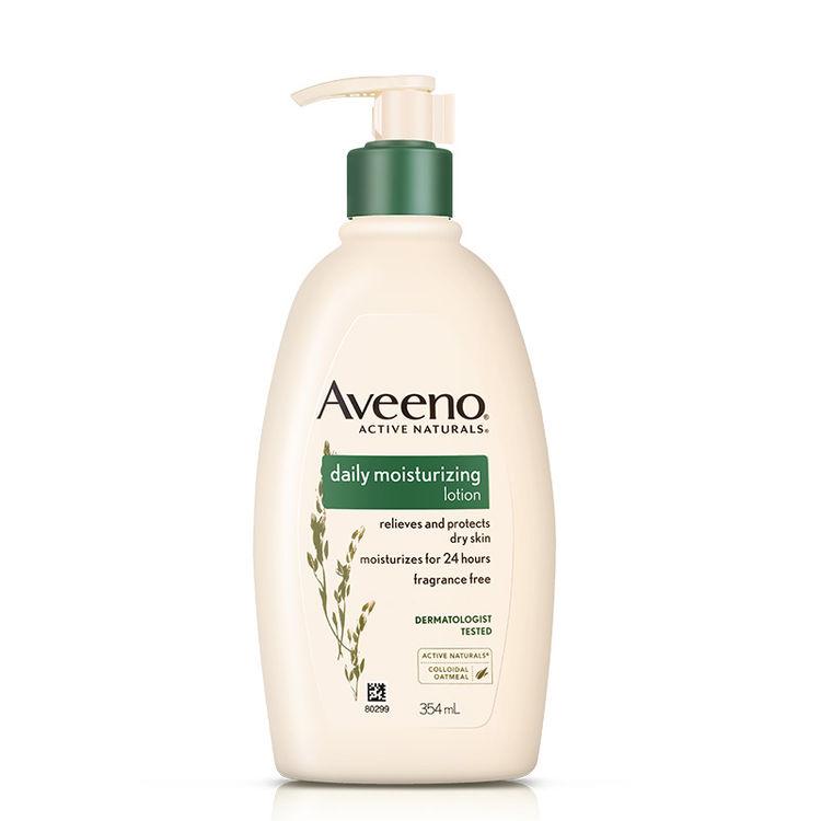 美国进口Aveeno艾惟诺燕麦保湿润肤乳