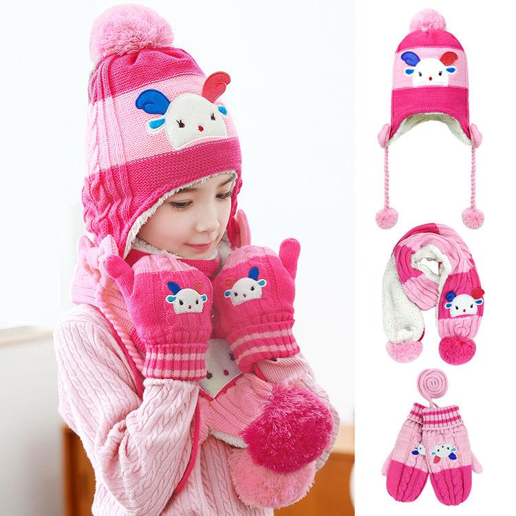 ,儿童过冬保暖小物,全面呵护温暖!