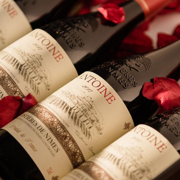 法国AOP葡萄酒进口红酒整箱