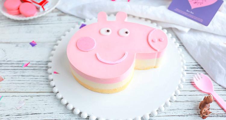 卡通创意蛋糕,给孩子过生日就选它!