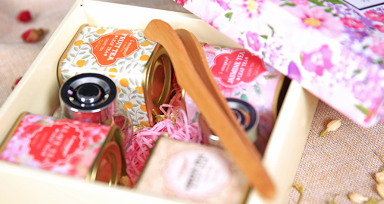 送Ta一盒花果茶,有颜有料还暖心!