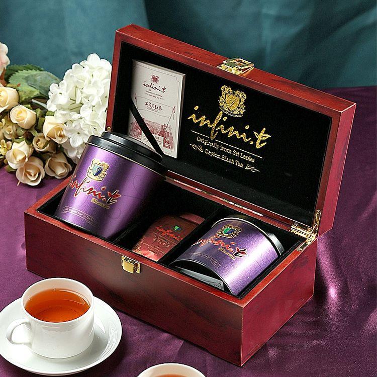 英菲尼爵士 红茶礼盒装