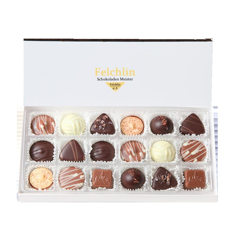 德国进口松露夹心巧克力礼盒