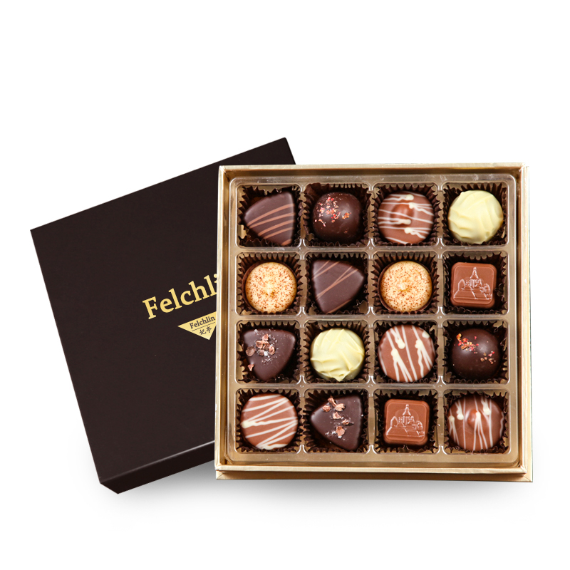 Felchlin德国进口手工巧克力礼盒装