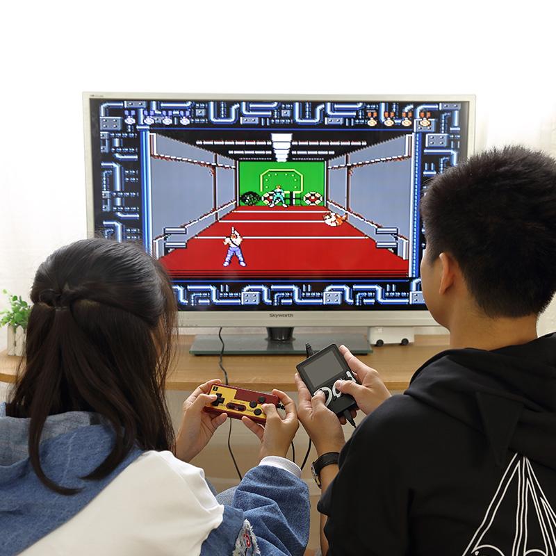 怀旧双人游戏机