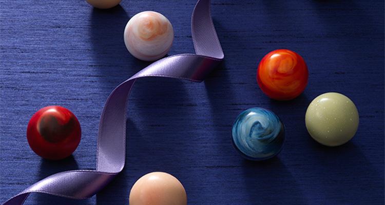 星空系列巧克力礼盒,给她宇宙级别的甜蜜