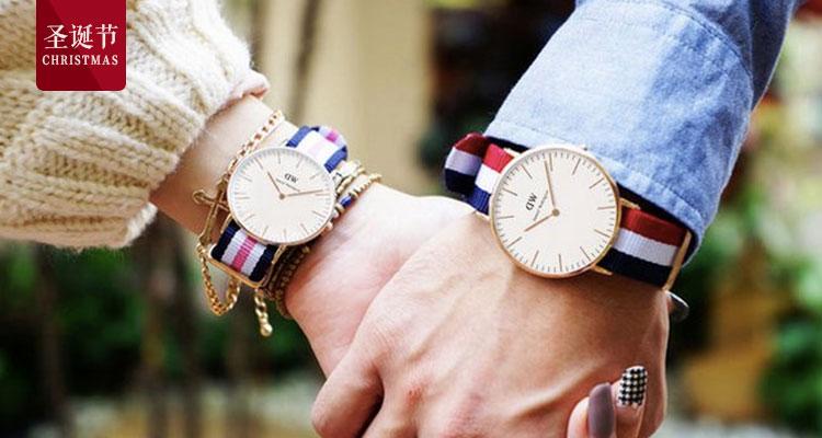 一分一秒,陪你到老:情侣手表推荐