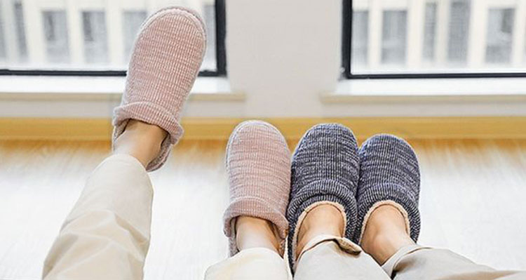 情侣居家拖鞋,从脚开始秀恩爱!