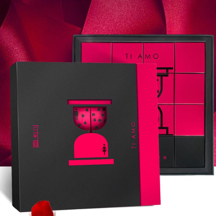 ,圣诞礼物没着落?今年圣诞节送ta不一样的巧克力圣诞礼盒!