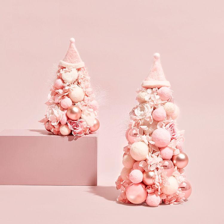 love roseonly永生玫瑰圣诞许愿树