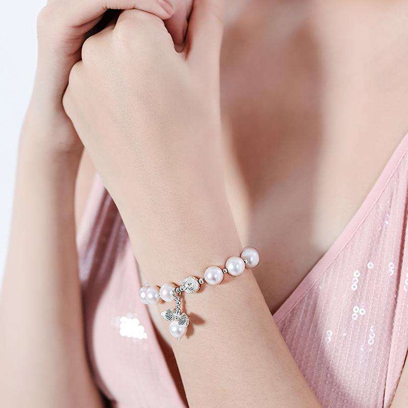 简约个性百搭淡水珍珠手链