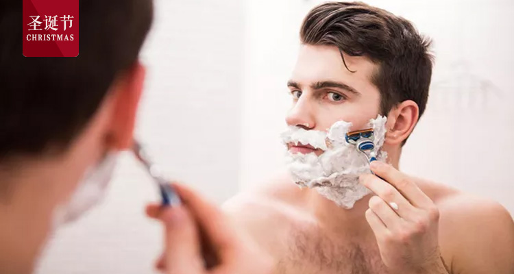 剃须刀推荐!送男友圣诞节礼物就选它