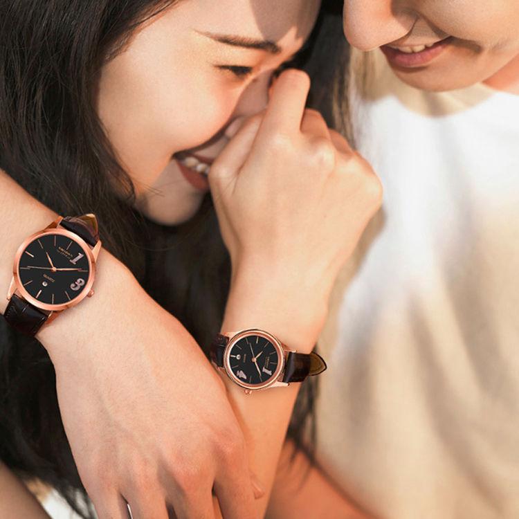 ,送TA情侣手表,见证爱的分分秒秒