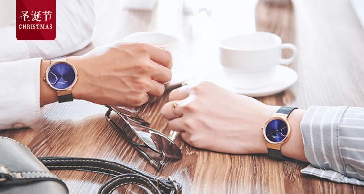 送TA情侣手表,见证爱的分分秒秒