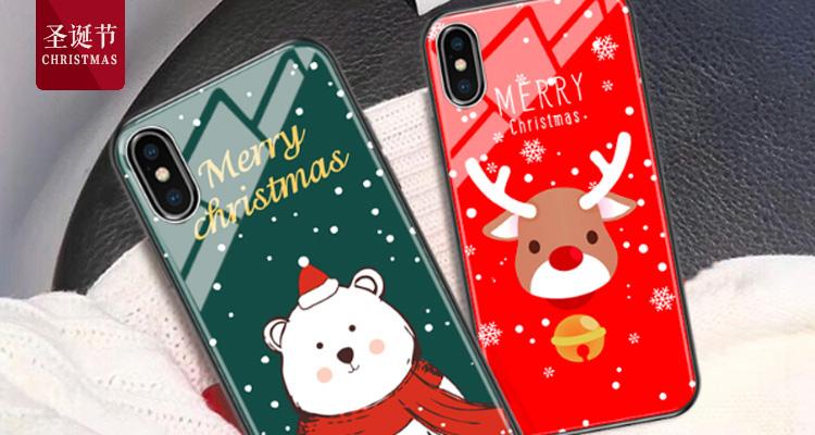 为手机化个圣诞妆,用细节点亮圣诞季