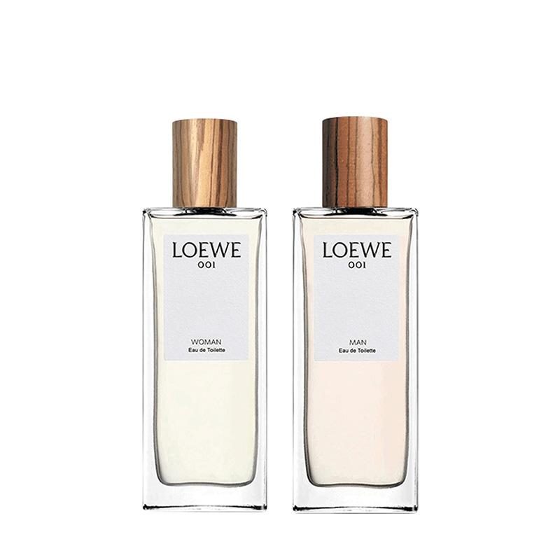 Loewe 001事后清晨香水
