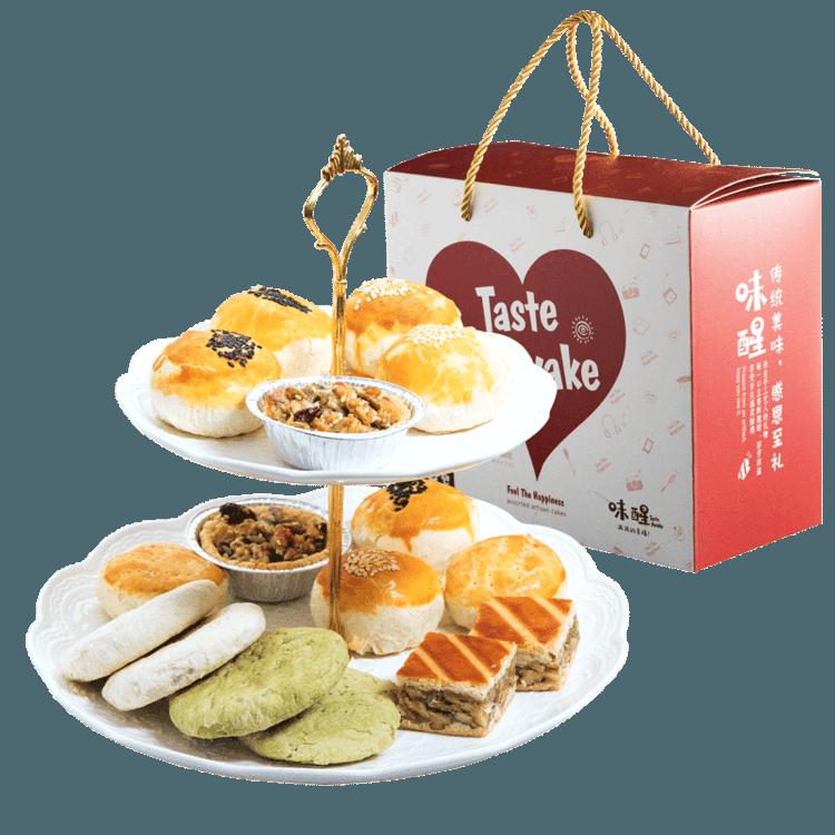 中式糕点年货礼盒