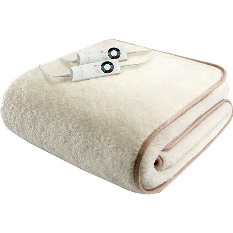 英国Dreamland 进口羊毛电热毯