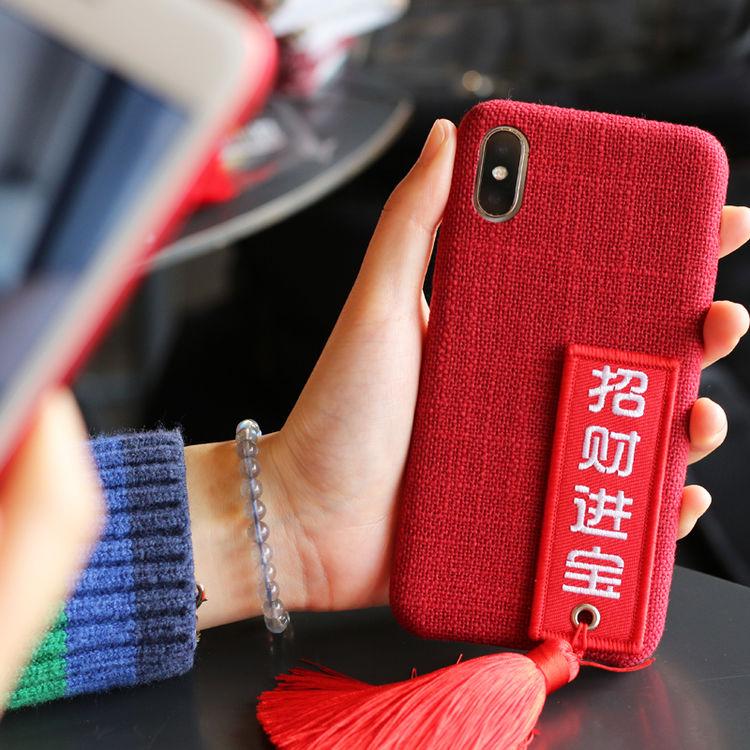 ,中国风手机壳,要的就是年味儿