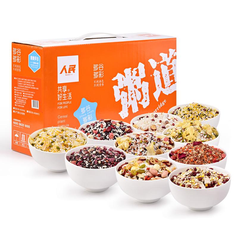 八宝粥米五谷杂粮组合礼盒