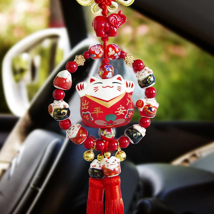 ,汽车摆件——春节伴你平安出行好物