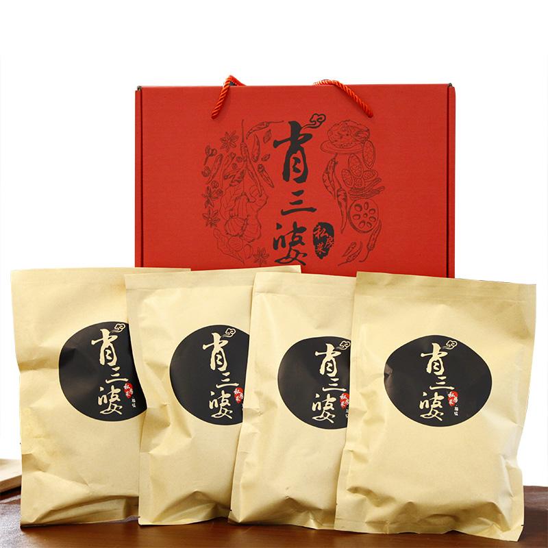 肖三婆【年味之选】腊味礼盒