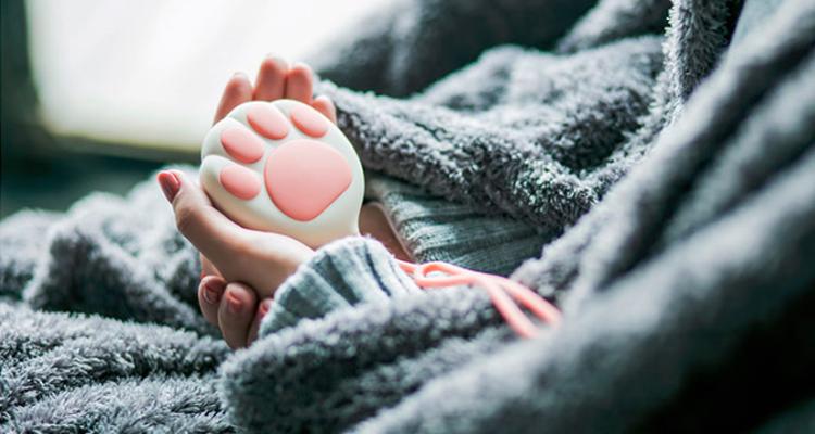 新年暖礼,颜值和实力都在线的暖手宝