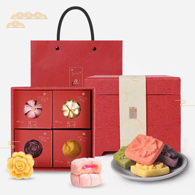 年货节零食大礼包糕点礼盒装